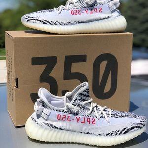 Yeezy 350 zebra